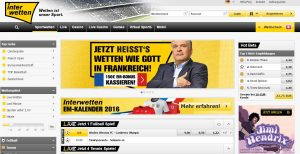 interwetten plattform screenshot
